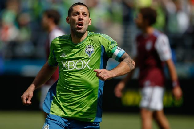 Dempsey Tops List of Best-Selling MLS Jerseys