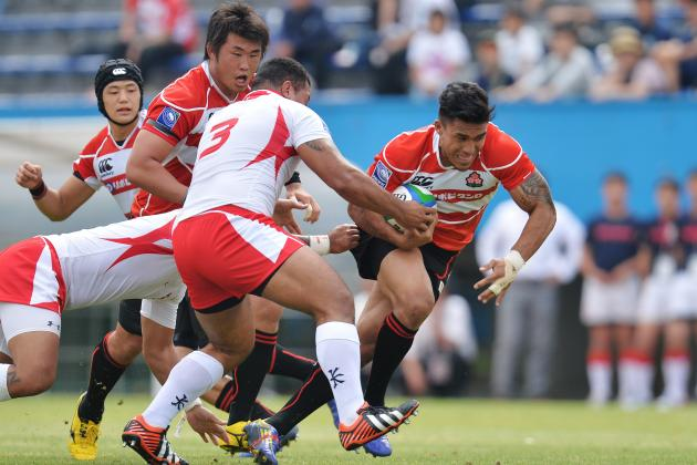 Pacific Nations Cup 2014: Fixtures, Live Stream and Round 1 Predictions