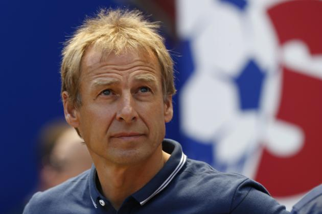 Klinsmann Says American Players Can Have Sex During World Cup