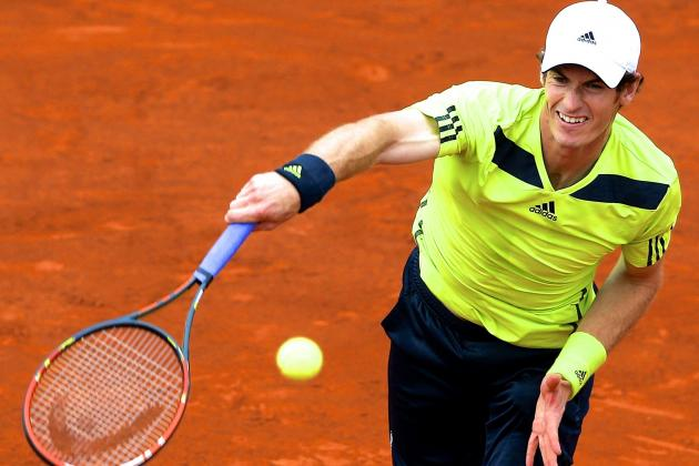 Murray vs Monfils: Score and Highlights from French Open 2014 Men's Quarterfinal