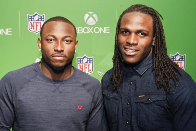 2014 Fantasy Football Debate: Jamaal Charles or LeSean McCoy?