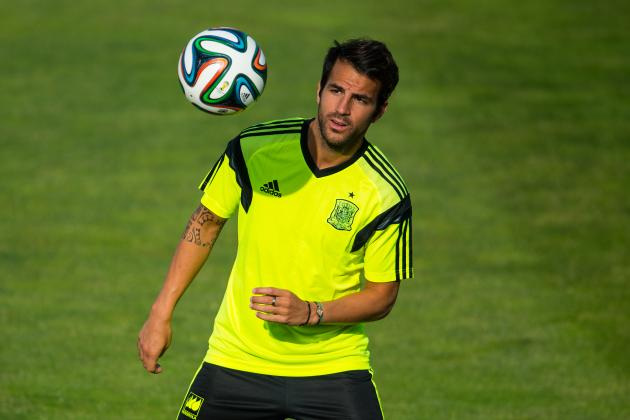 Fabregas to Arsenal or Chelsea? Or Is He Just Toying with Barcelona Again?