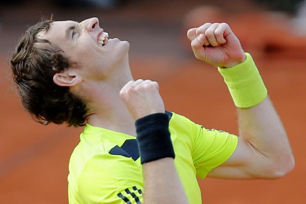 Andy Murray vs. Gael Monfils: Score and Recap from 2014 French Open