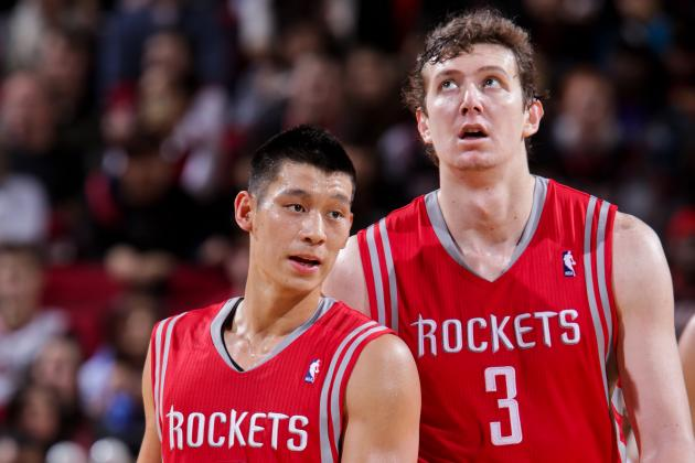 Report: Houston Rockets 'Confident' They Can Trade Jeremy Lin, Omer Asik