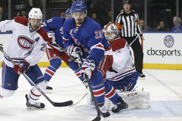 New York Rangers Bring Plethora of Former College Players to Stanley Cup Final