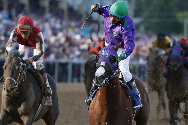 Belmont Stakes 2014 Horses and Jockeys with Best Odds of Winning Belmont Race