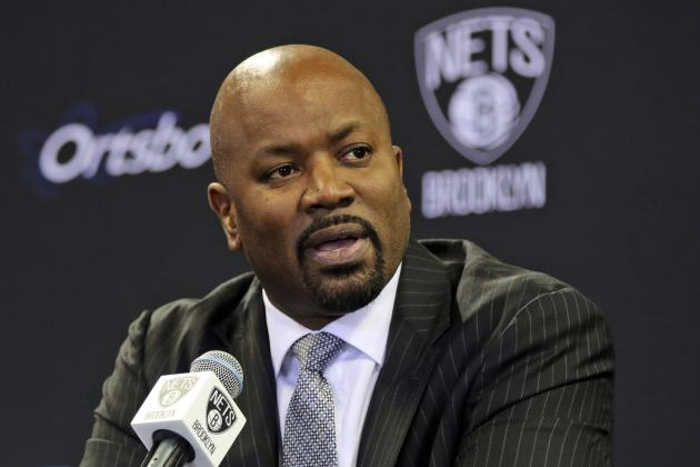 Brooklyn Nets GM Says Team Will Look to Acquire 2014 NBA Draft Pick