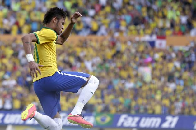 World Cup 2014: Latest Odds, Favourites, Fantasy Tips and in-Form Players