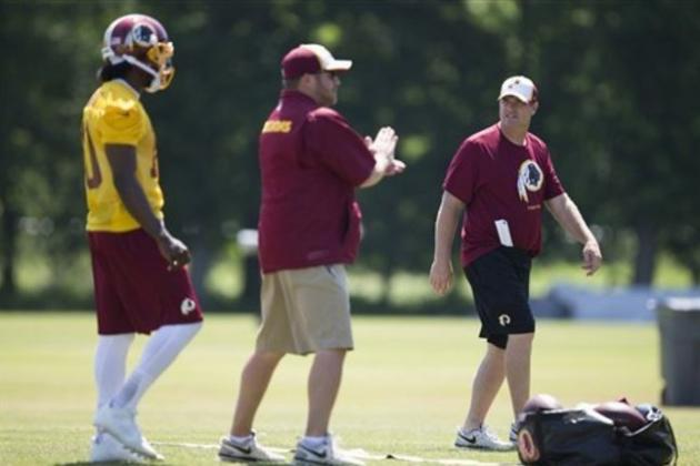 Washington Redskins: Creating the Blueprint for Optimal Offense in 2014