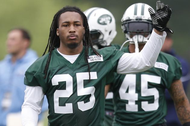 Calvin Pryor Debuts at Jets' OTAs, Practices with First-Team Defense