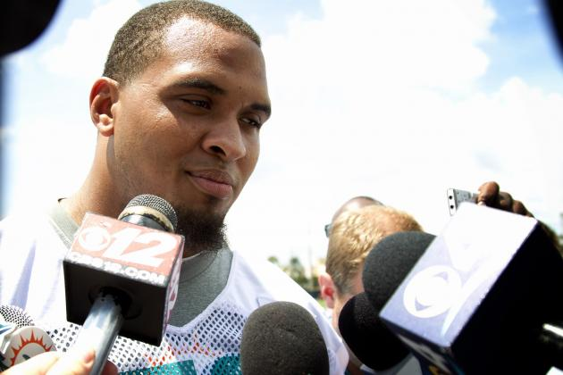 Mike Pouncey's Brother Says Dolphins' Locker Room Scandal
