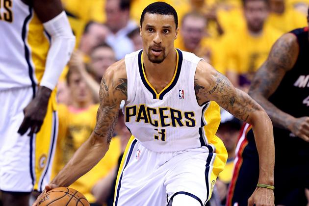 George Hill Says 'Haters' Will Motivate Him