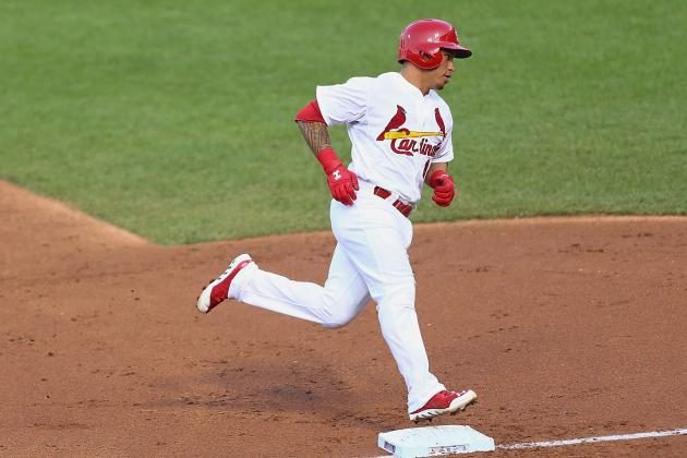 Wong Hits a Home Run to Remember