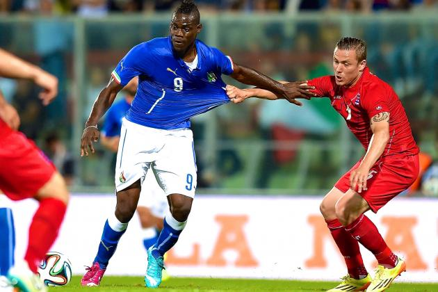 Italy vs. Luxembourg: International Friendly Live Score, Highlights, Report
