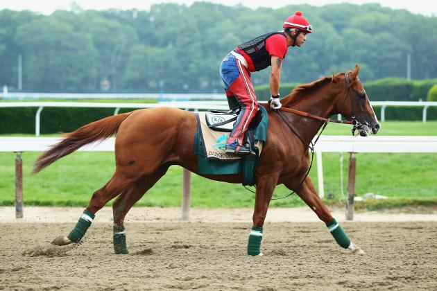 Belmont Stakes 2014: Mobile Live Stream Info, Race Schedule for Belmont