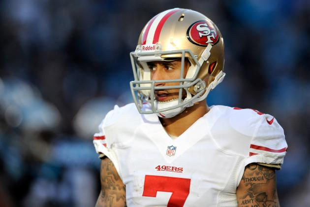 Five Things About Colin Kaepernick's New Contract