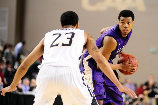 Dayton Lands James Madison Transfer Charles Cooke