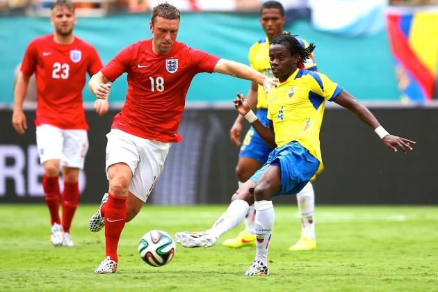 England vs. Ecuador: Score, Grades and Post-Match Reaction