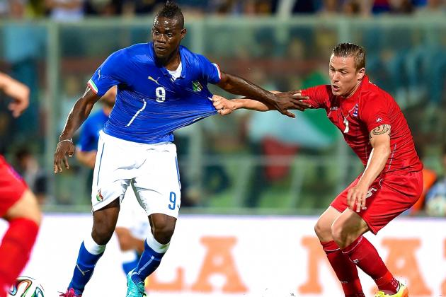Italy vs. Luxembourg: Score, Grades and Post-Match Reaction