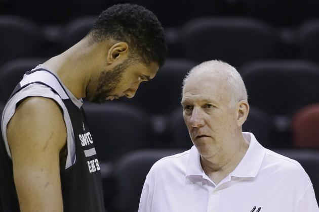 2014 NBA Finals Preview: Can Spurs Learn from Past, Finally Unseat Heat?