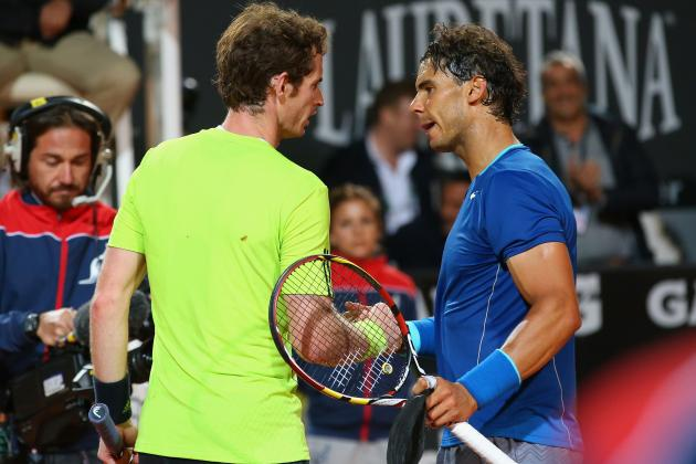 Rafael Nadal vs. Andy Murray: Keys for Each Side at French Open 2014 Semifinals