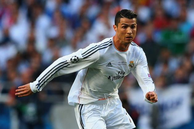 Cristiano Ronaldo's Injury Hinders 2014 World Cup Prospects