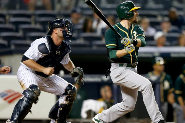 Athletics vs. Yankees Live Blog: Instant Updates to Round 2 of the Bronx Battle