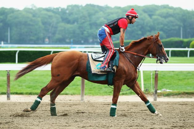 Belmont Stakes Odds 2014: Analyzing Morning-Line Favorites in Triple Crown Race