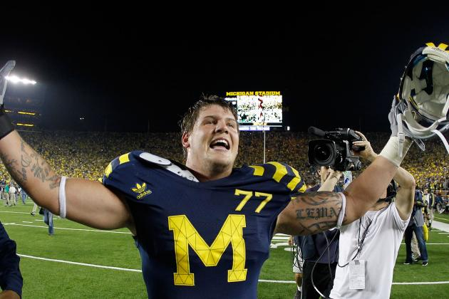 Was Lewan Peacemaker or Puncher? Report Details Fight That Led to Charges