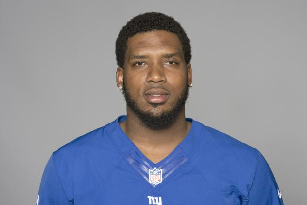 Larry Donnell Hopes to Surprise in the NY Giants Tight End Competition