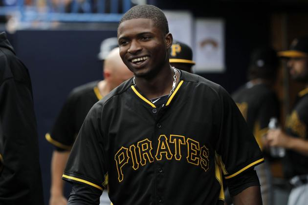 Report: Pirates to Promote Top Prospect Gregory Polanco OnFriday
