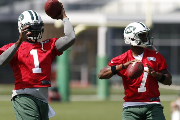 Smith: Jets' QB Situation 'Matter of Semantics'