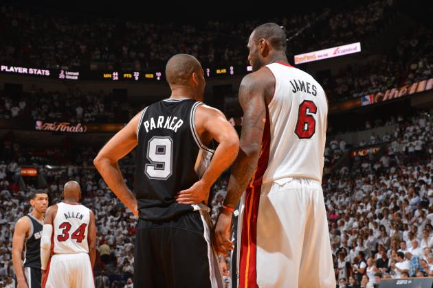 Breaking Down Miami Heat and San Antonio Spurs' Offensive Principles