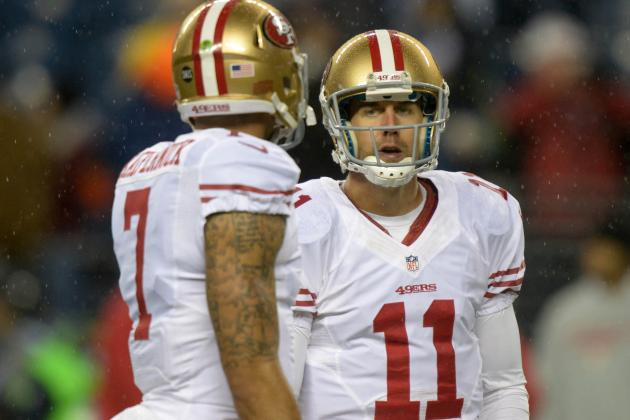 Kap: I Wouldn't Be Here Without Alex Smith