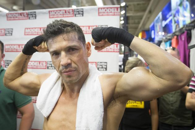 Bad Blood Driving Sergio Martinez Ahead of Showdown with Miguel Cotto