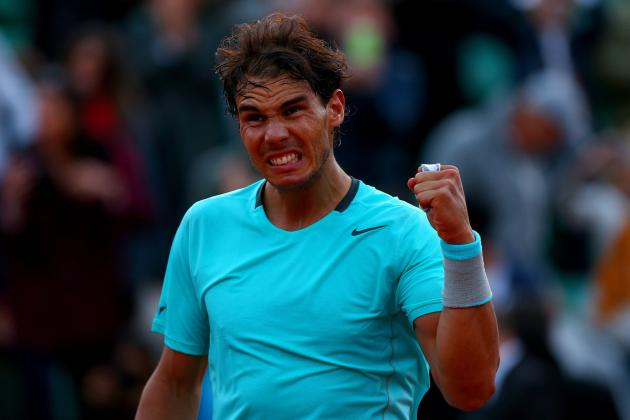 Rafael Nadal and Andy Murray's Mental Toughness Sets Up Epic French Open Clash