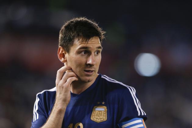 Argentina vs. Trinidad and Tobago: Live Score, Highlights, Report