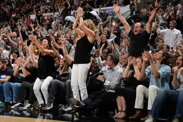 Spurs Ask Fans to 'Black Out' San Antonio