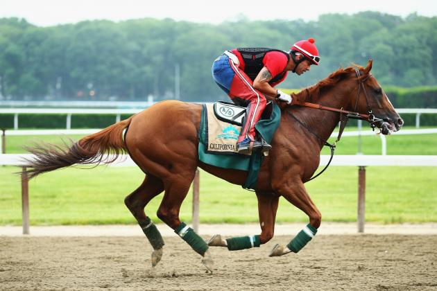 2014 Belmont Stakes: Race Info, NBC Schedule, Entry Field and Post Positions