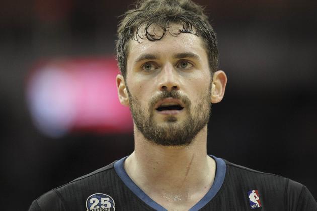 Love-to-Celtics Still Far from a Slam Dunk