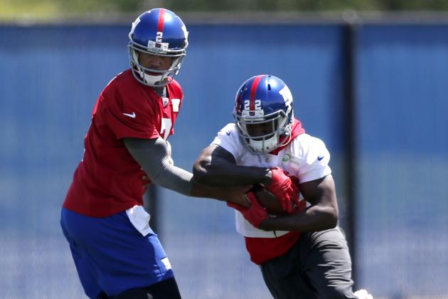 Don't Get Your Hopes Up on David Wilson