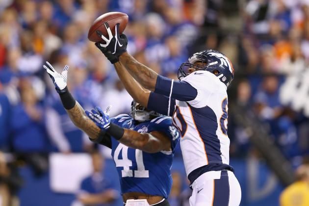 Denver Broncos: Creating the Blueprint for Optimal Offense in 2014