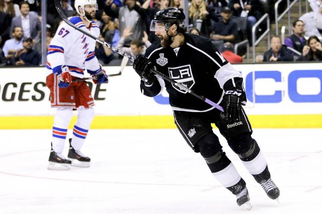 Rangers vs. Kings: Game 1 Score and Twitter Reaction from 2014 Stanley Cup Final