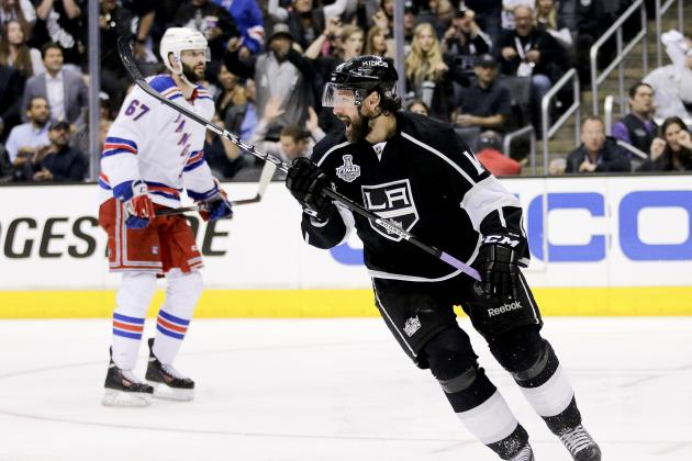 Rangers vs. Kings: What Each Team Must Improve After Game 1 of Stanley Cup Final