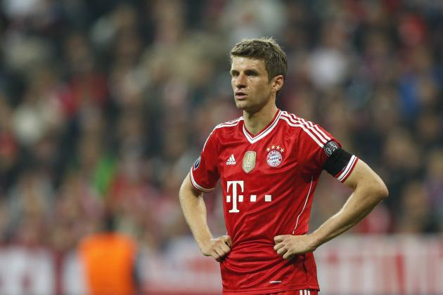 Why Bayern Munich Must Keep Thomas Mueller at All Costs