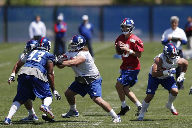 New York Giants: Creating the Blueprint for Optimal Offense in 2014