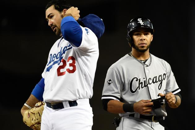 Danks, White Sox Shut Down Dodgers 2-1