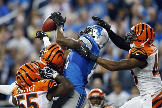 Detroit Lions: Creating the Blueprint for Optimal Offense in 2014