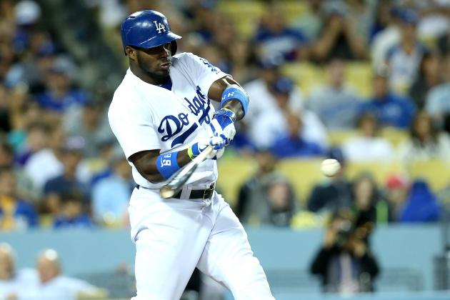 Dodgers Offense Listless Again in Home Loss