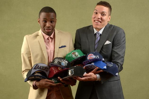 NBA Mock Draft 2014: Breaking Down 1st-Round Picks